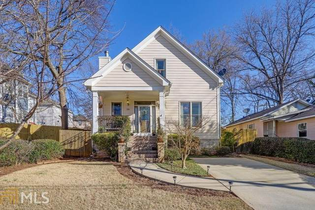 124 South Ave, Atlanta, GA 30315 (MLS #8938685) :: Buffington Real Estate Group