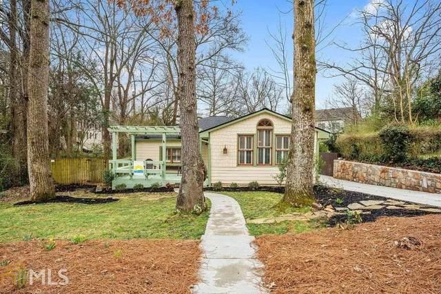 2665 Tupelo St, Atlanta, GA 30317 (MLS #8938749) :: Buffington Real Estate Group