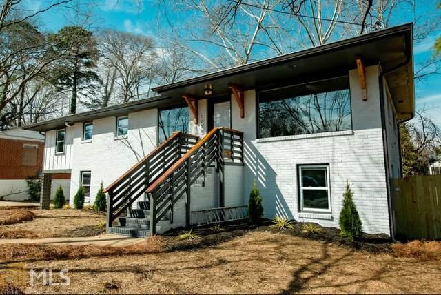 1269 Thurgood Street Sw, Atlanta, GA 30314 (MLS #8938800) :: Buffington Real Estate Group