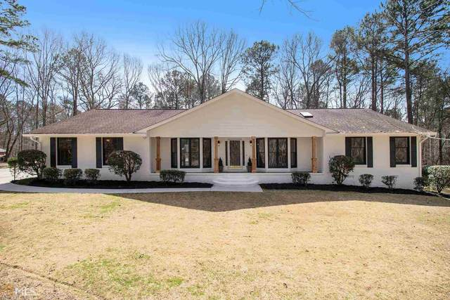 258 Lees Mill Rd, Fayetteville, GA 30214 (MLS #8938824) :: Buffington Real Estate Group