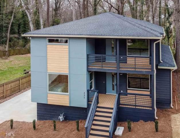 331 Eleanor St, Atlanta, GA 30316 (MLS #8938835) :: Athens Georgia Homes