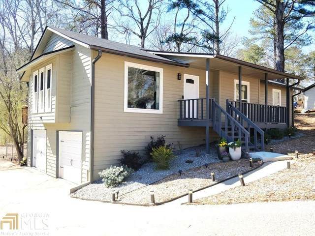 3409 Hogan Drive Nw, Kennesaw, GA 30152 (MLS #8938872) :: Buffington Real Estate Group