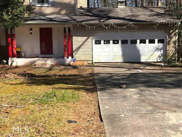 981 N Millard Way, Stone Mountain, GA 30088 (MLS #8938877) :: Bonds Realty Group Keller Williams Realty - Atlanta Partners