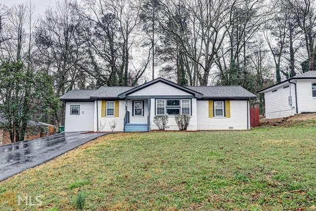 2911 Belvedere Ln, Decatur, GA 30032 (MLS #8939057) :: The Durham Team