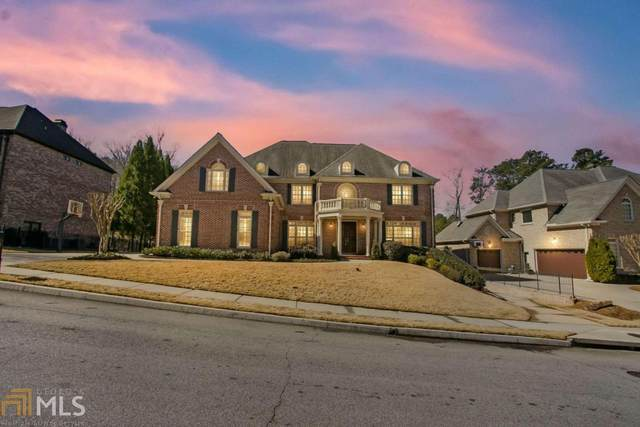 2485 Oak Grove Estates, Atlanta, GA 30345 (MLS #8939062) :: The Durham Team