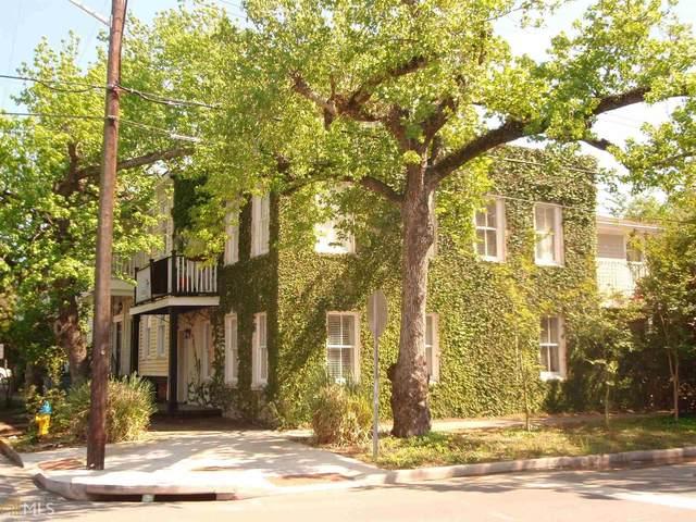 215 W Huntingdon, Savannah, GA 31401 (MLS #8939309) :: RE/MAX One Stop