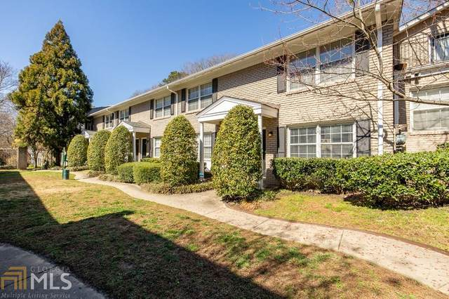 2232 Dunseath Avenue Nw #407, Atlanta, GA 30318 (MLS #8939313) :: RE/MAX One Stop