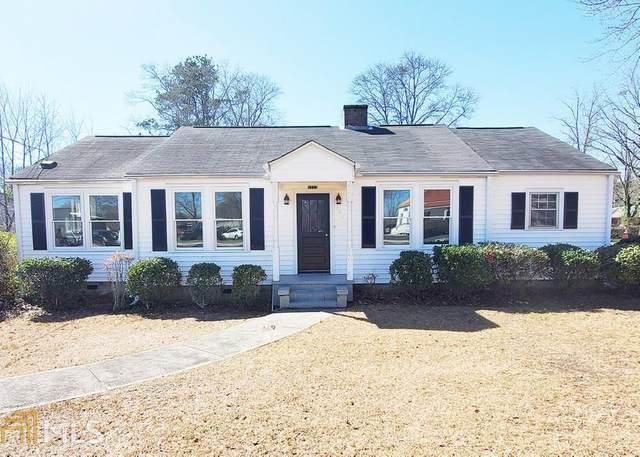 1213 Green St, Conyers, GA 30012 (MLS #8939697) :: Amy & Company   Southside Realtors