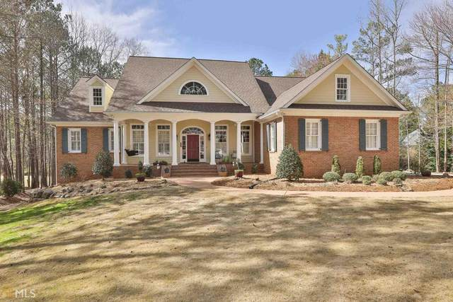 125 Primrose Pass, Newnan, GA 30265 (MLS #8939744) :: Military Realty
