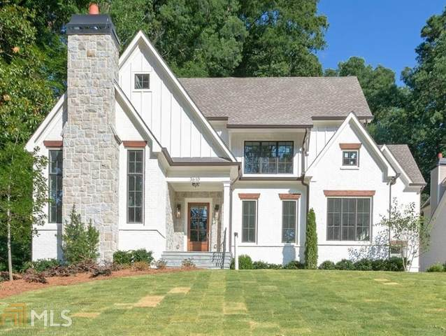 3610 Old Ivy Ln, Atlanta, GA 30342 (MLS #8939836) :: Houska Realty Group