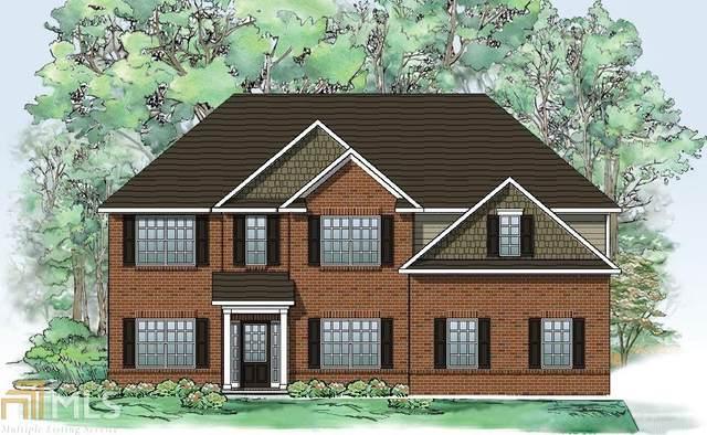 5607 Livesage Dr, Atlanta, GA 30349 (MLS #8940082) :: RE/MAX Eagle Creek Realty