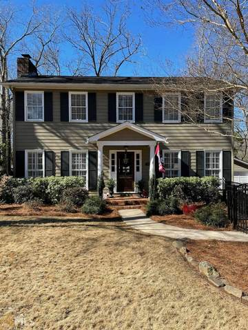 285 Cherokee Ave, Athens, GA 30606 (MLS #8940362) :: The Realty Queen & Team