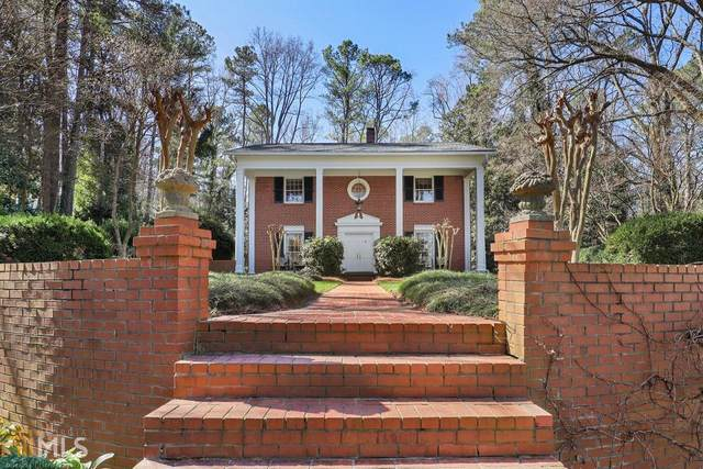 392 Chinquapin Dr, Marietta, GA 30064 (MLS #8940390) :: Savannah Real Estate Experts