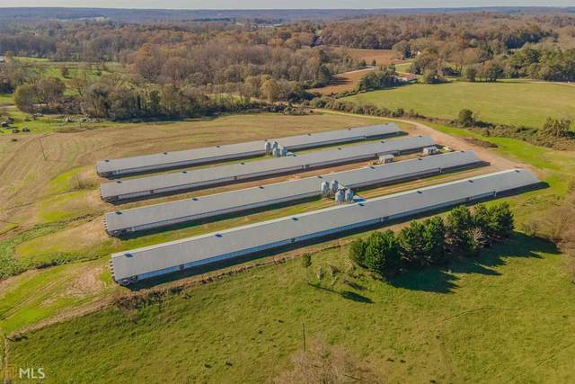 0 Highway 326, Carnesville, GA 30521 (MLS #8940456) :: Crest Realty