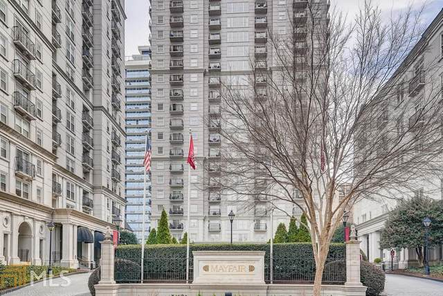 195 14Th St #2608, Atlanta, GA 30309 (MLS #8940827) :: Michelle Humes Group
