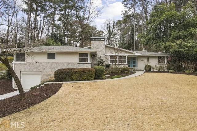 309 Heaton Park Dr, Decatur, GA 30030 (MLS #8941215) :: Houska Realty Group