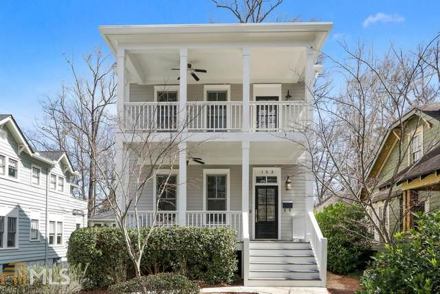 153 Barksdale Dr, Atlanta, GA 30309 (MLS #8941341) :: RE/MAX Eagle Creek Realty