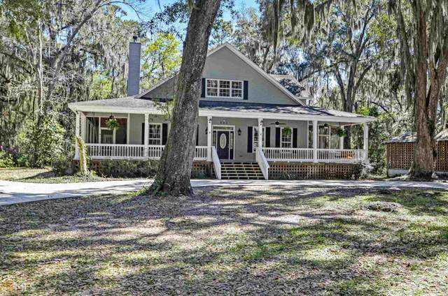 805 Park St, St. Marys, GA 31558 (MLS #8941700) :: Military Realty