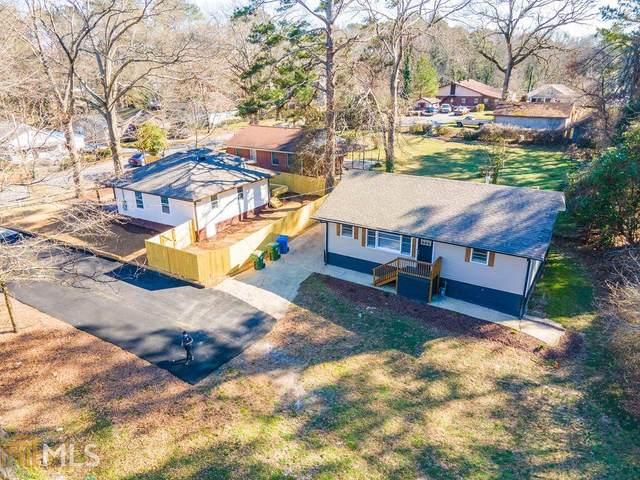 566 Woods Dr A&B, Atlanta, GA 30318 (MLS #8941850) :: RE/MAX Eagle Creek Realty
