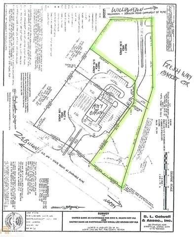 9009 Us Highway 19, Zebulon, GA 30295 (MLS #8942415) :: RE/MAX Eagle Creek Realty