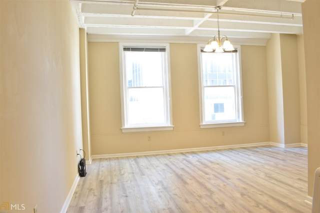 32 NW Peachtree St #403, Atlanta, GA 30303 (MLS #8942584) :: Michelle Humes Group