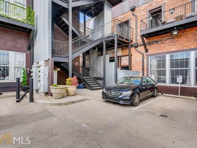 267 Peters St #206, Atlanta, GA 30313 (MLS #8942672) :: Houska Realty Group