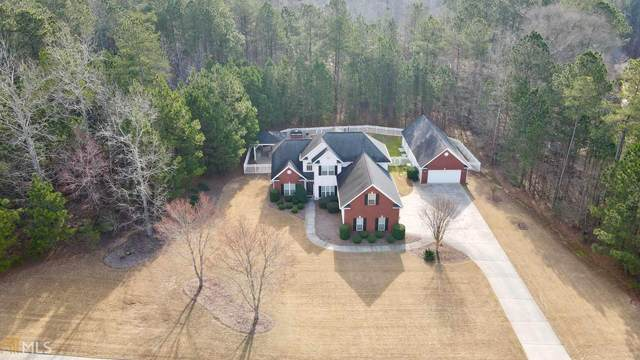 439 Persimmon Dr, Sharpsburg, GA 30277 (MLS #8942711) :: Anderson & Associates
