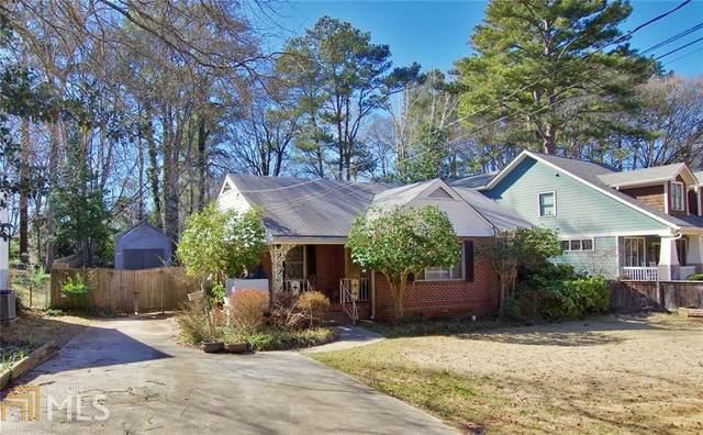 474 Eastland Dr, Decatur, GA 30030 (MLS #8942785) :: RE/MAX Eagle Creek Realty