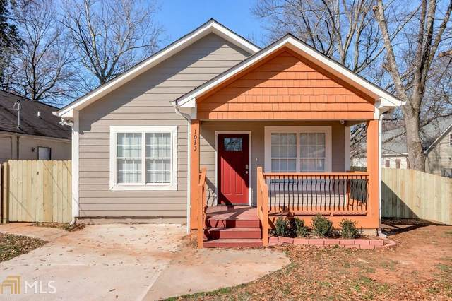 1033 Ira, Atlanta, GA 30310 (MLS #8942921) :: Crest Realty