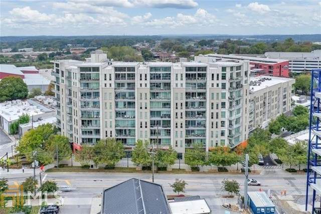 1100 Howell Mill Rd #502, Atlanta, GA 30318 (MLS #8943089) :: Michelle Humes Group