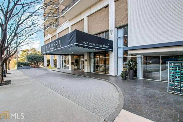 620 Peachtree St #2015, Atlanta, GA 30308 (MLS #8943930) :: Team Reign