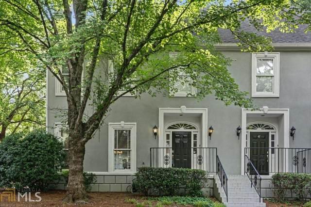 3071 Lenox Rd #46, Atlanta, GA 30324 (MLS #8944460) :: RE/MAX Eagle Creek Realty