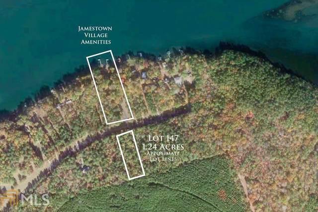 0 Jamesway Dr Lot 147, Sparta, GA 31087 (MLS #8944691) :: RE/MAX Eagle Creek Realty