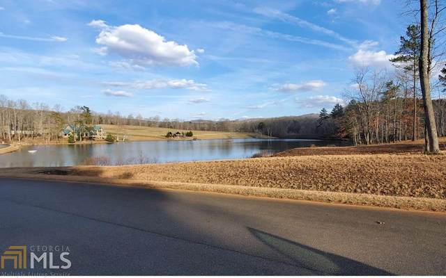 0 Trailwood Dr Lt 166, Ellijay, GA 30540 (MLS #8944838) :: Crest Realty