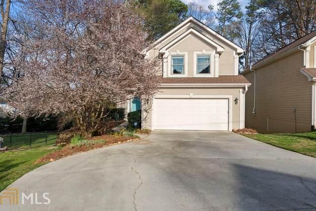 2358 Logan Cir, Atlanta, GA 30319 (MLS #8944952) :: Michelle Humes Group