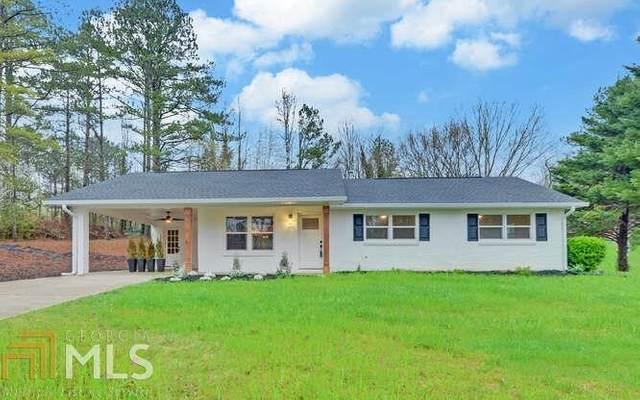 229 Crestwood Dr, Canton, GA 30114 (MLS #8945072) :: Athens Georgia Homes