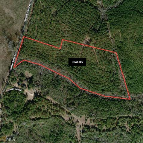 4 Tennille Oconee Rd 33 Acres Lot 19, Tennille, GA 31089 (MLS #8945108) :: Crown Realty Group