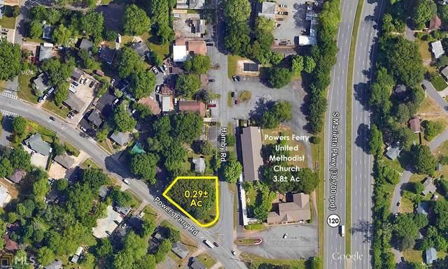 126 Hamby Rd, Marietta, GA 30067 (MLS #8945131) :: Perri Mitchell Realty