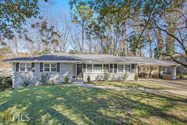 1754 Wilmont Dr, Brookhaven, GA 30329 (MLS #8945286) :: Keller Williams Realty Atlanta Partners