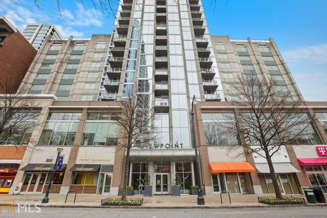 855 Peachtree St #2311, Atlanta, GA 30308 (MLS #8945311) :: RE/MAX Eagle Creek Realty
