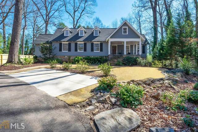 3953 Ivy Rd, Atlanta, GA 30342 (MLS #8945506) :: AF Realty Group