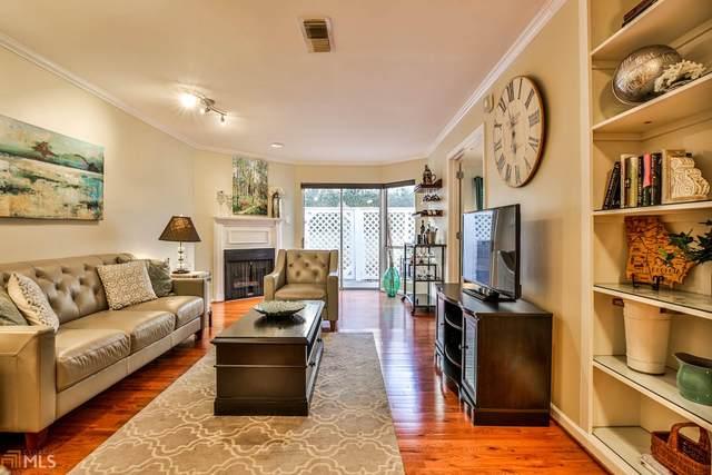 244 13Th St #117, Atlanta, GA 30309 (MLS #8945599) :: Houska Realty Group