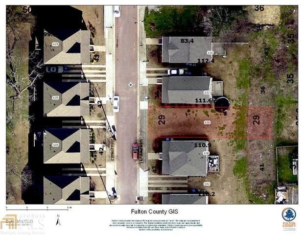 0 SW Garibaldi St, Atlanta, GA 30310 (MLS #8945614) :: Crest Realty