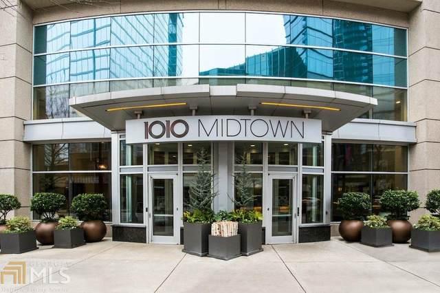 1080 Peachtree St Unit1915, Atlanta, GA 30309 (MLS #8945623) :: Michelle Humes Group