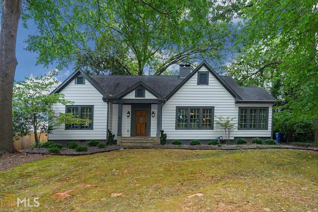 3637 Ivy Rd, Atlanta, GA 30342 (MLS #8945636) :: AF Realty Group