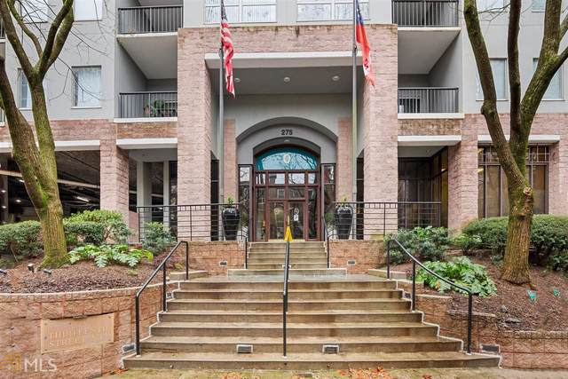 275 NE 13Th St, Atlanta, GA 30309 (MLS #8945657) :: Houska Realty Group