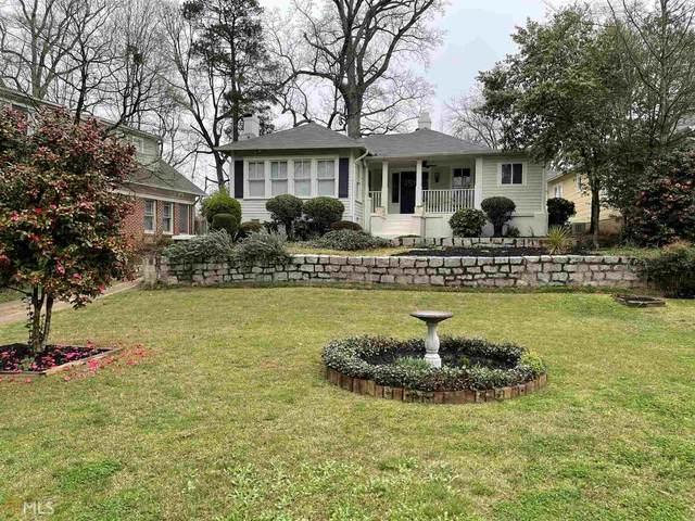 215 Beaumont, Decatur, GA 30030 (MLS #8945824) :: RE/MAX Eagle Creek Realty