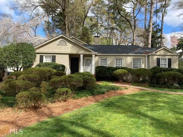 387 Whitmore Dr, Atlanta, GA 30305 (MLS #8945968) :: Athens Georgia Homes