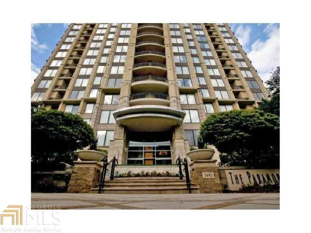 3445 Stratford Rd Unit #3002, Atlanta, GA 30326 (MLS #8946383) :: Houska Realty Group