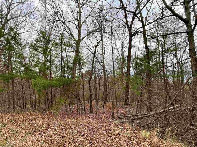 0 Hickory Ridge Dr Lot 38, Ellijay, GA 30536 (MLS #8946471) :: RE/MAX Eagle Creek Realty